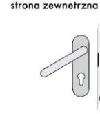 Drzwi stalowe, płaszczowe